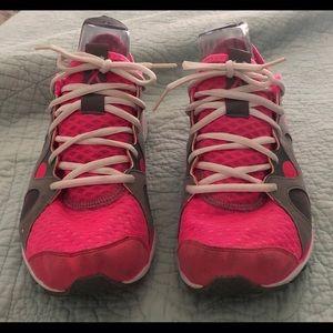 Umbro Micro women's USA 10 pink sneakers